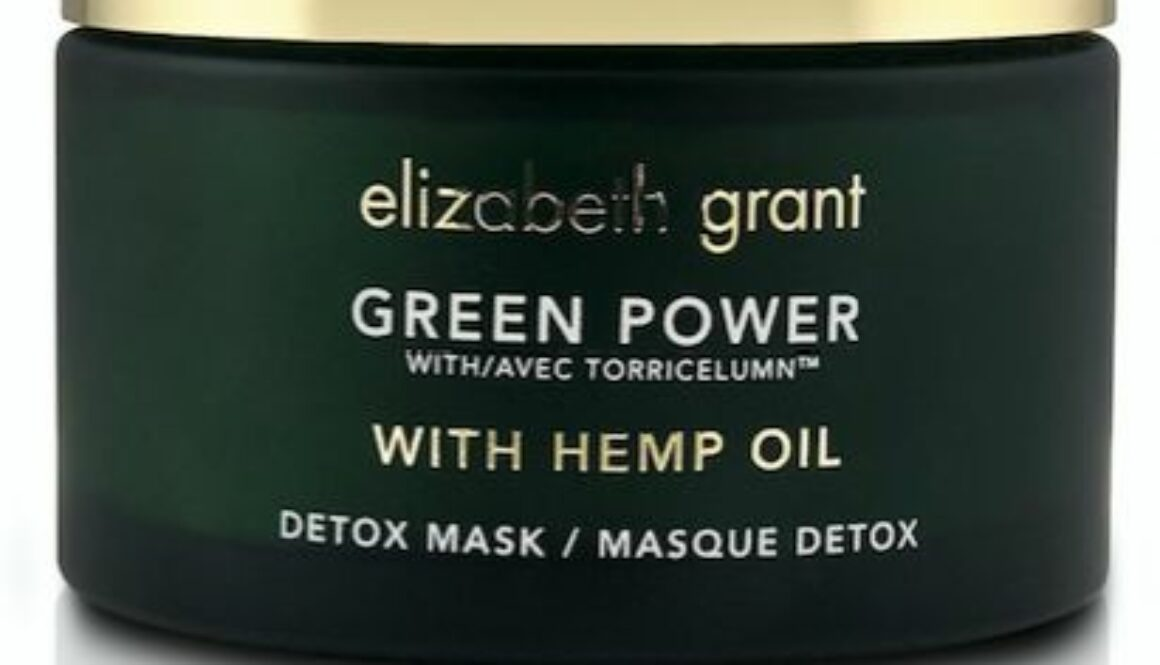 Detoxifying Hemp Oil Masks