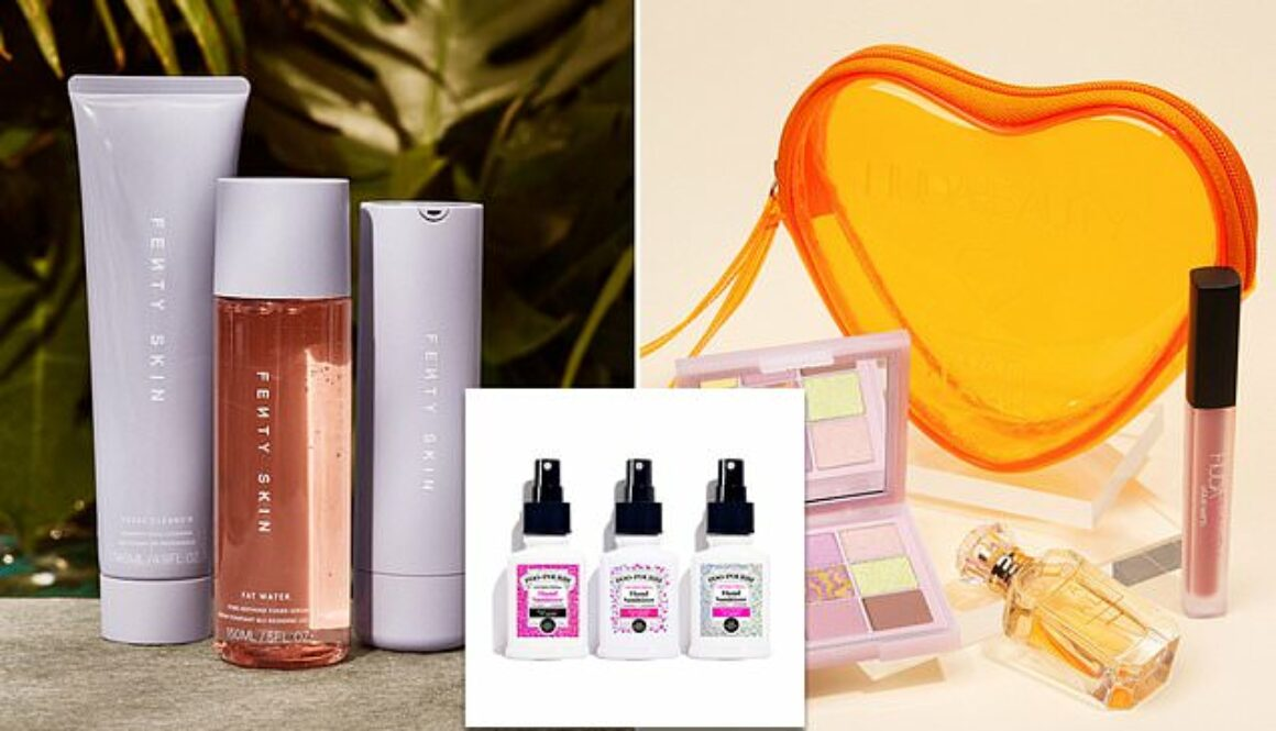 FEMAIL reveals the best summer beauty launches