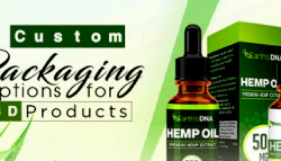 Check out Our Various Selections of CBD hemp oil boxes